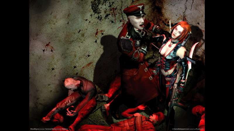 BloodRayne wallpaper or background 01