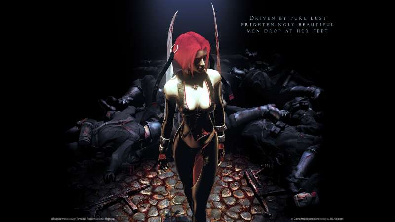BloodRayne wallpaper or background 03