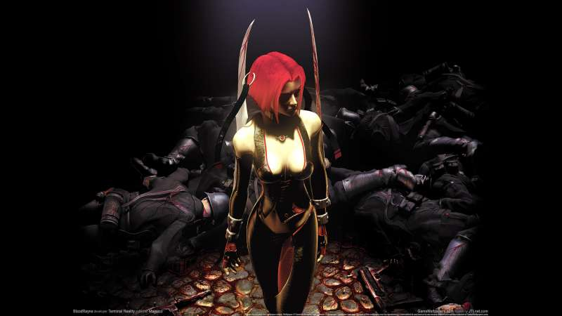 BloodRayne wallpaper or background 04