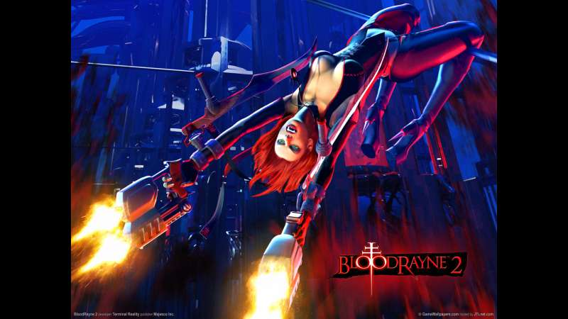 BloodRayne 2 wallpaper or background 02