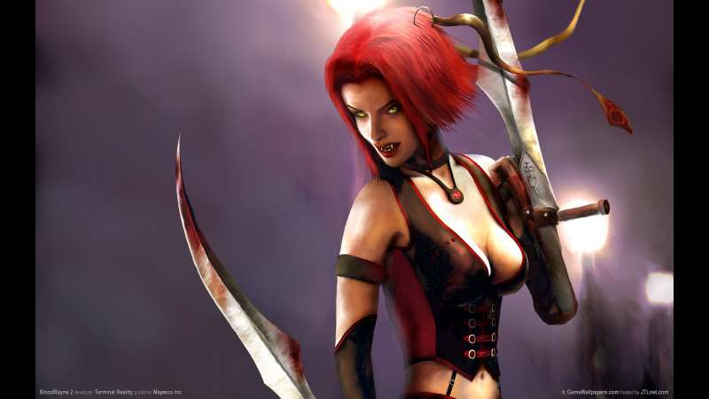 BloodRayne 2 wallpaper or background 03