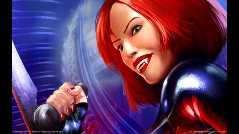 BloodRayne 2 wallpaper or background 04