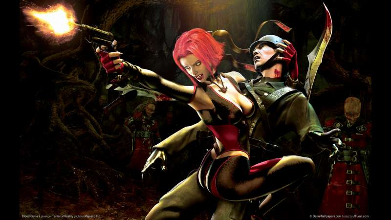 BloodRayne 2 wallpaper or background 07