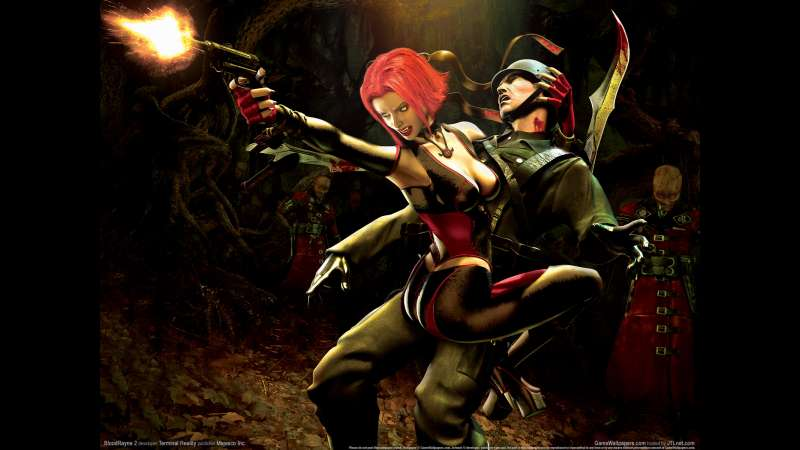BloodRayne 2 wallpaper or background 09