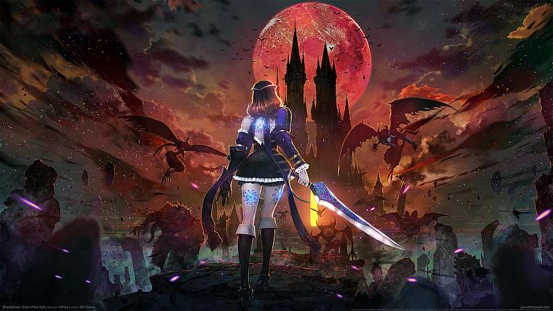 Bloodstained: Ritual of the Night wallpaper or background