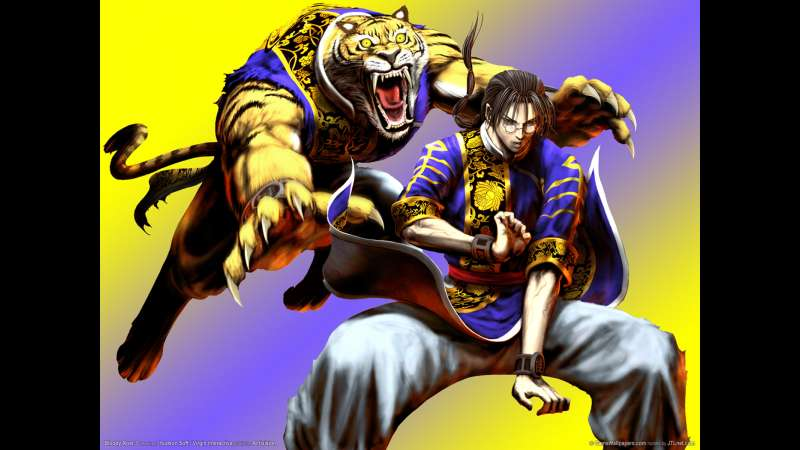 Bloody Roar 3 wallpaper or background