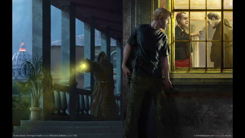 Broken Sword: The Angel of Death wallpaper or background 02