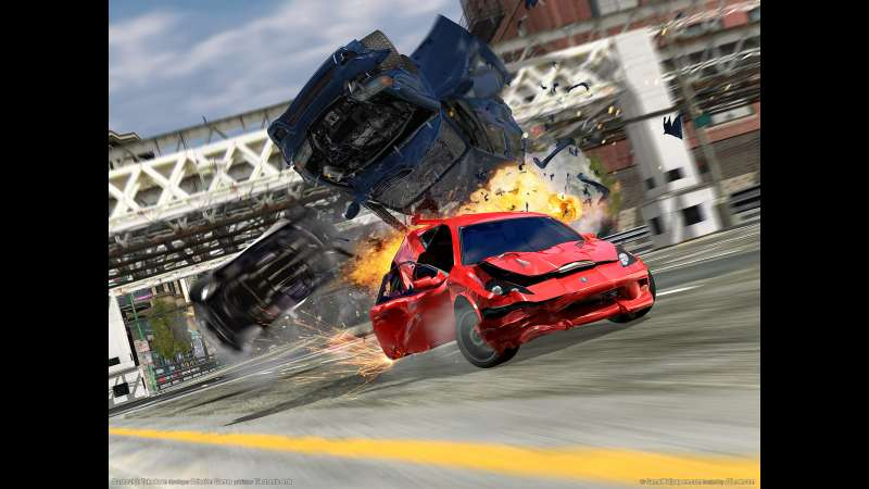 Burnout 3: Takedown wallpaper or background 02
