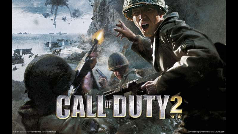 Call of Duty 2 wallpaper or background 02