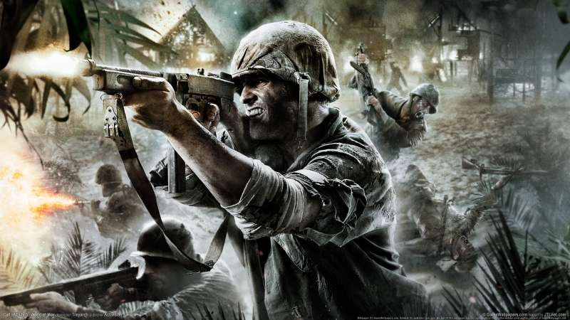 Call of Duty 5: World at War wallpaper or background 02