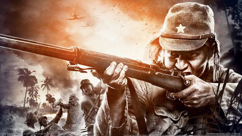 Call of Duty 5: World at War wallpaper or background 04