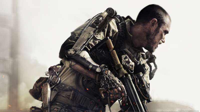 Call of Duty: Advanced Warfare wallpaper or background 01