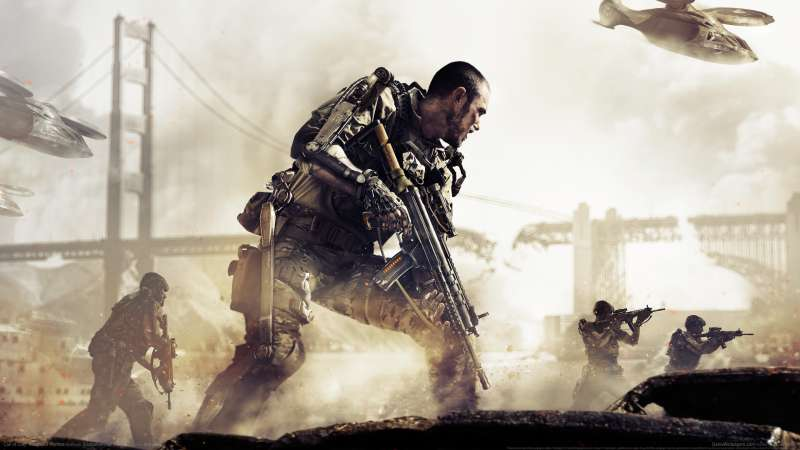Call of Duty: Advanced Warfare wallpaper or background 02