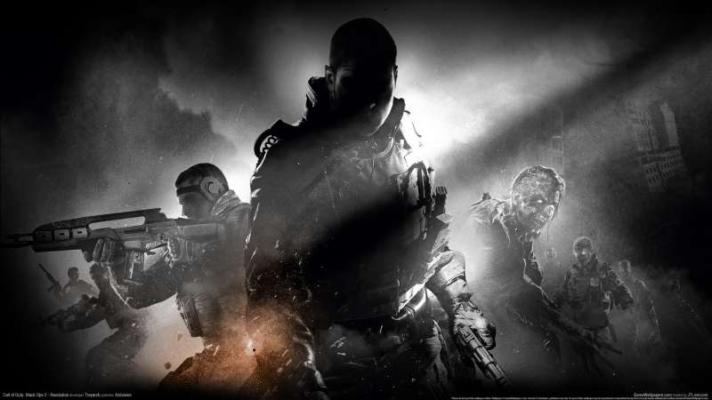 ... Call of Duty: Black Ops 2 - Revolution wallpaper or background 01
