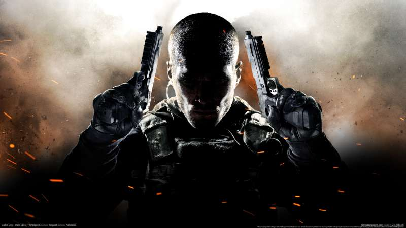 Call of Duty: Black Ops 2 - Vengeance wallpaper or background