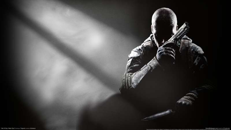 Call of Duty: Black Ops 2 wallpaper or background 01