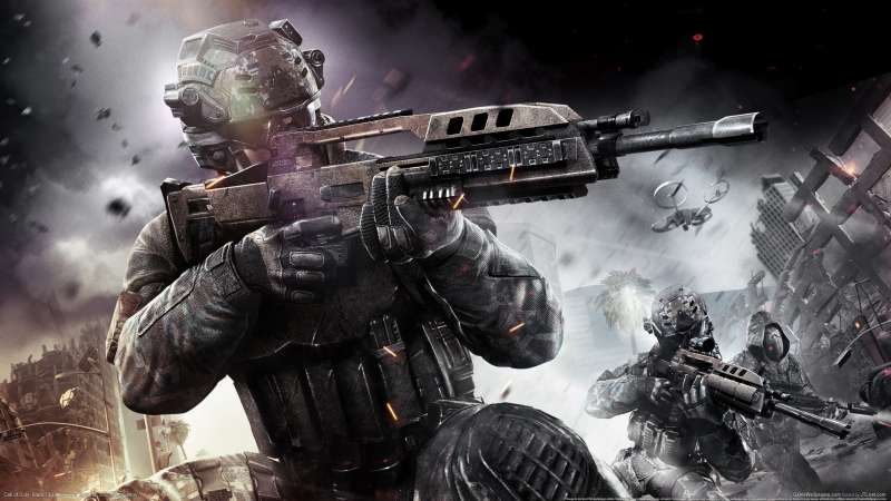 Call of Duty: Black Ops 2 wallpaper or background 06