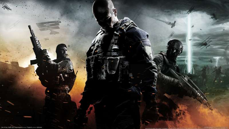 Call of Duty: Black Ops 2 Apocalypse wallpaper or background
