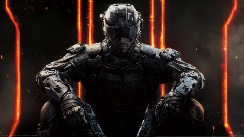 Call of Duty: Black Ops 3 wallpaper or background 01