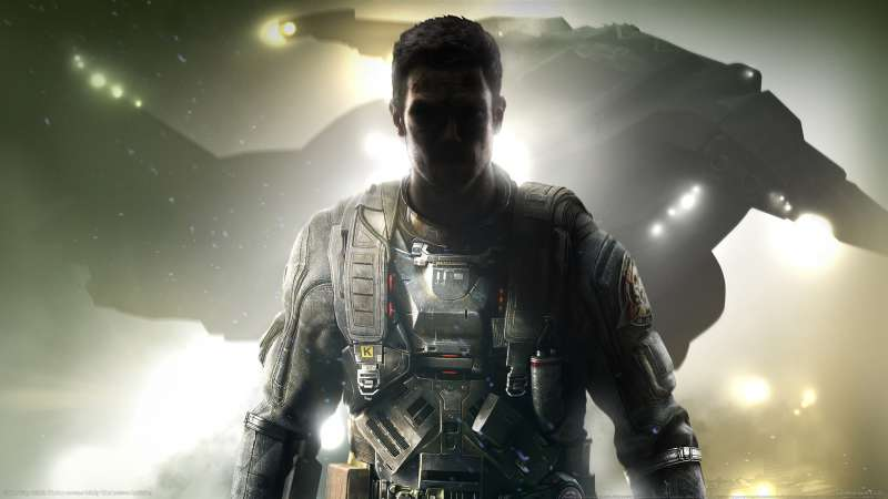Call of Duty: Infinite Warfare wallpaper or background