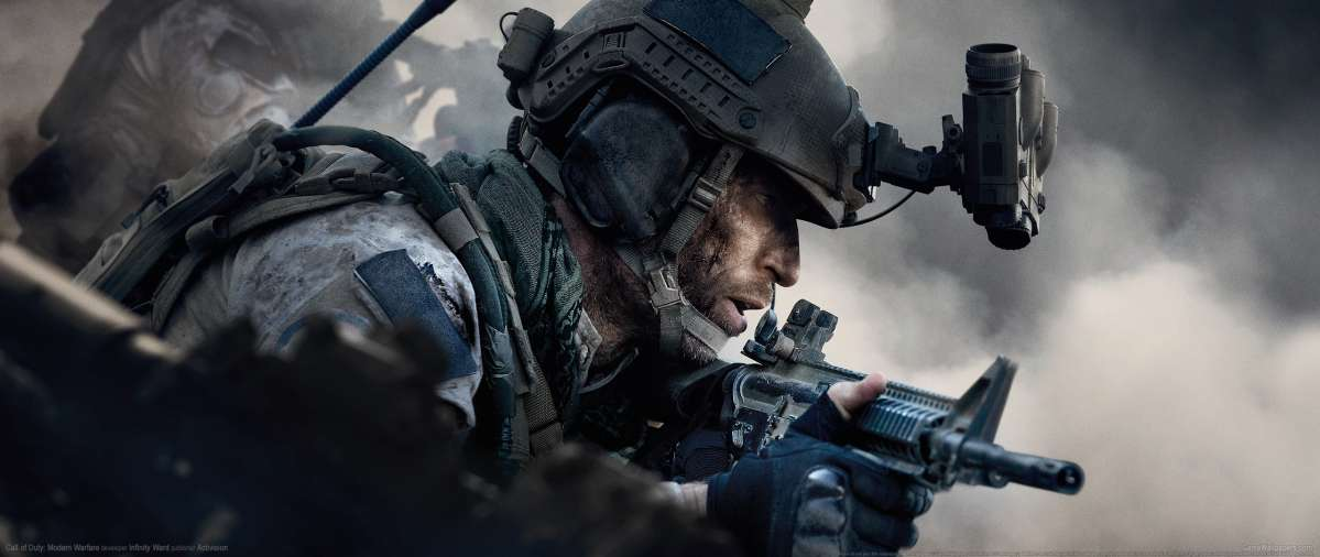 Call of Duty: Modern Warfare wallpaper or background