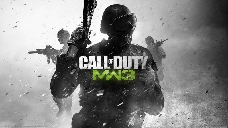 Call Of Duty: Modern Warfare 3 - Collections wallpaper or background 02