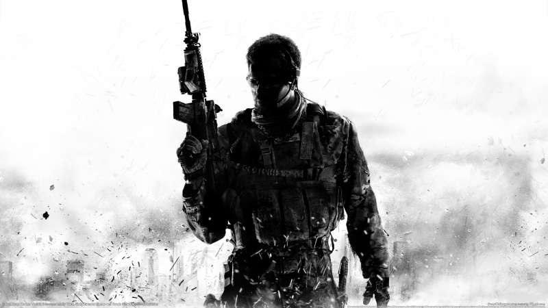Call Of Duty: Modern Warfare 3 wallpaper or background 01