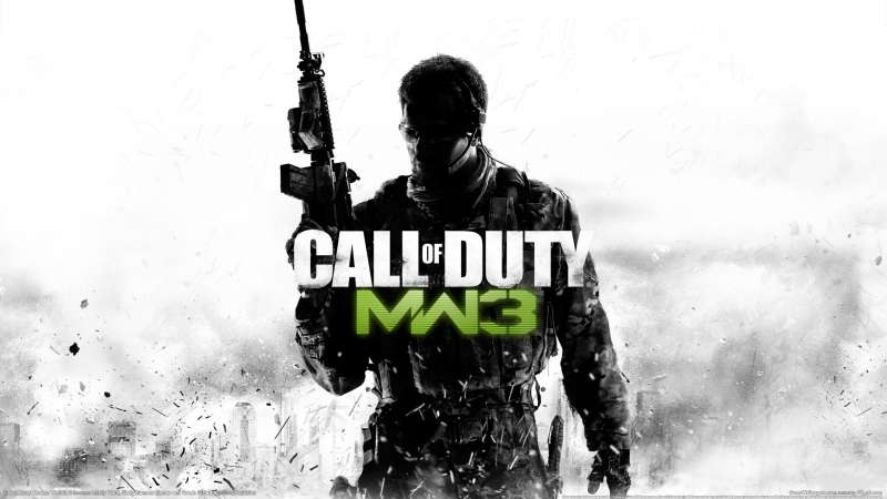 Call Of Duty: Modern Warfare 3 wallpaper or background 02