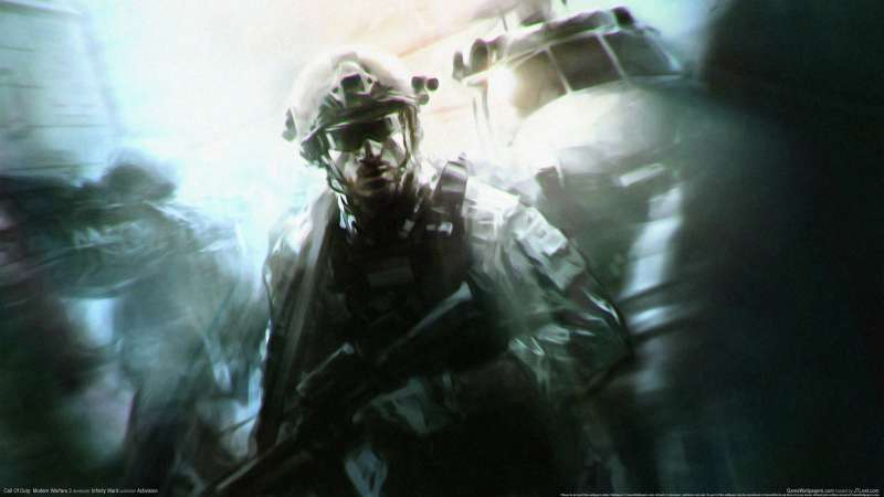 Call Of Duty: Modern Warfare 3 wallpaper or background 04
