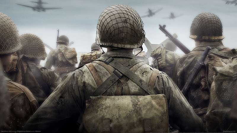 Call of Duty: WW2 wallpaper or background
