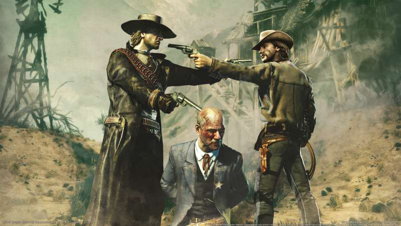 Call of Juarez: Bound in Blood wallpaper or background 01