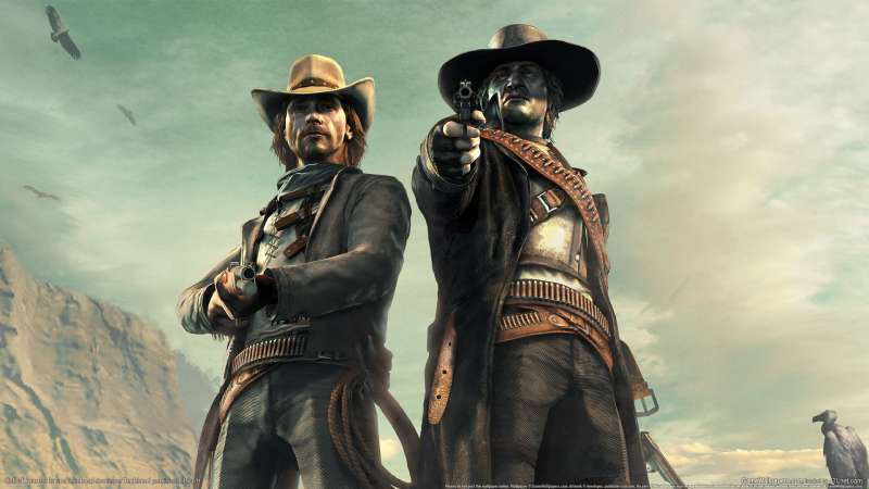 Call of Juarez: Bound in Blood wallpaper or background 02