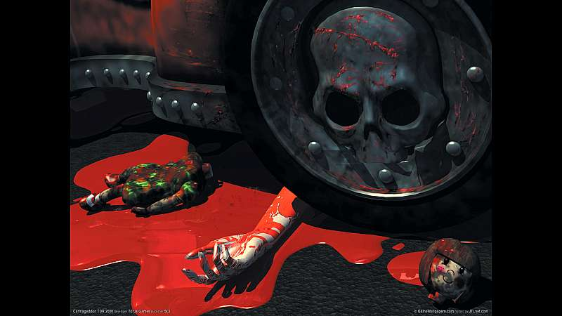 Carmageddon TDR 2000 wallpaper or background