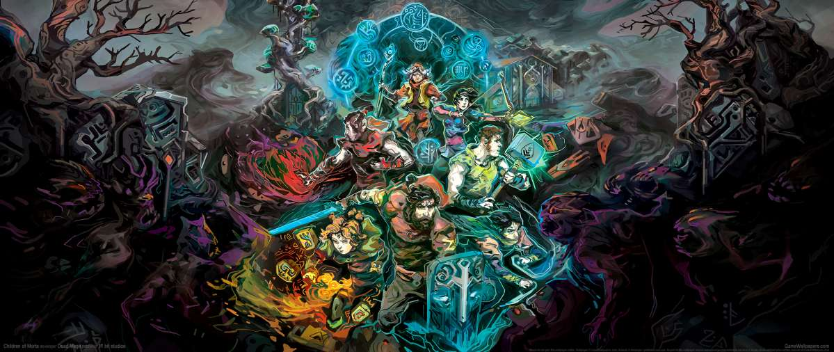 Children of Morta wallpaper or background