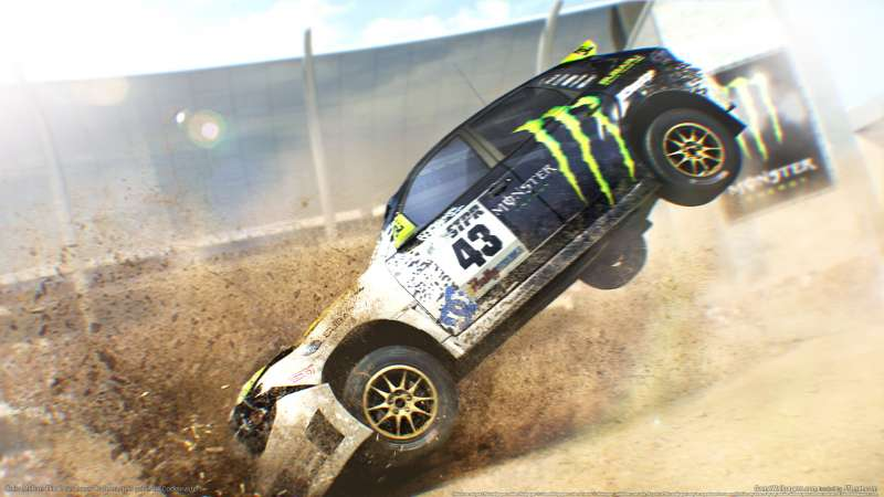 Colin McRae: Dirt 2 wallpaper or background 02