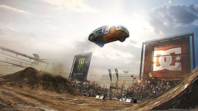 Colin McRae: Dirt 2 wallpaper or background 04