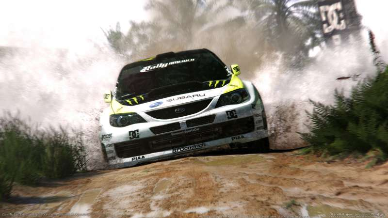 Colin McRae: Dirt 2 wallpaper or background 06