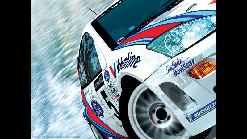 Colin McRae Rally 2.0 wallpaper or background 02