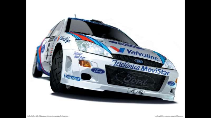 Colin McRae Rally 2.0 wallpaper or background 03