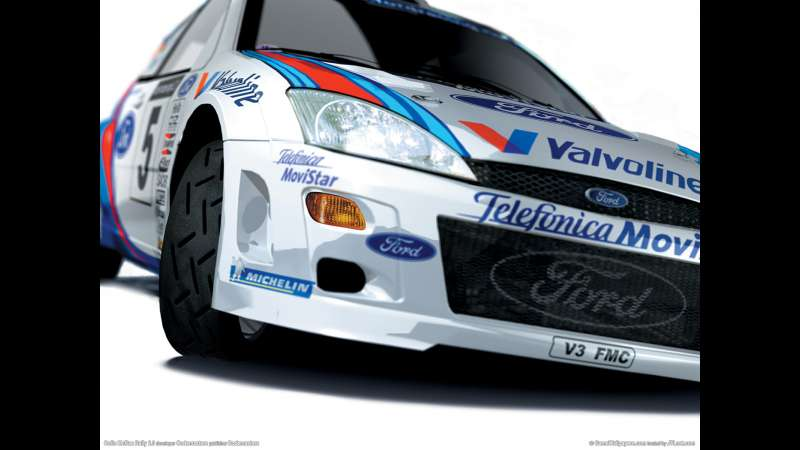 Colin McRae Rally 2.0 wallpaper or background 04