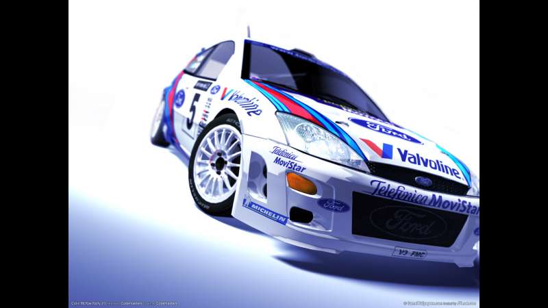 Colin McRae Rally 2.0 wallpaper or background 05