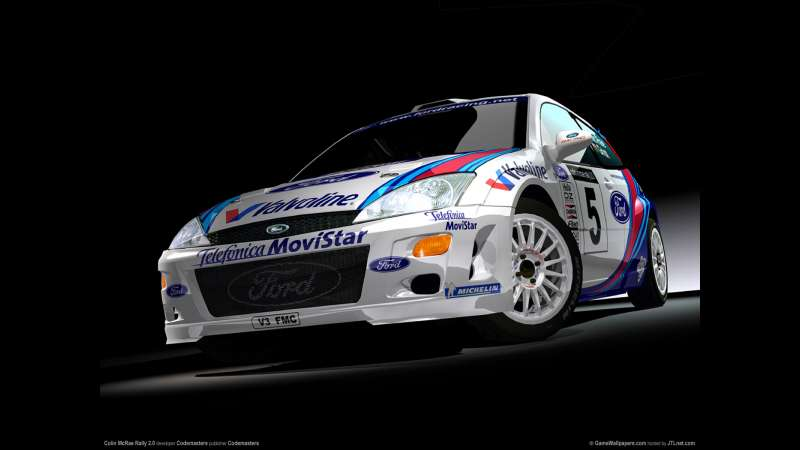 Colin McRae Rally 2.0 wallpaper or background 07