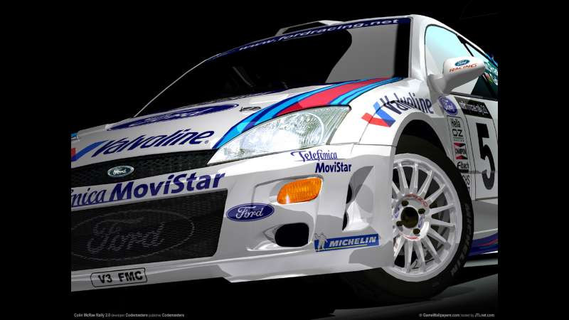 Colin McRae Rally 2.0 wallpaper or background 08