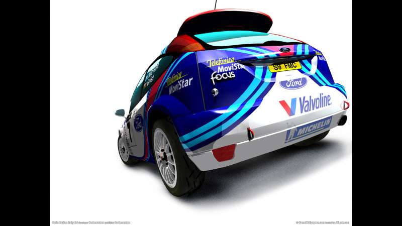 Colin McRae Rally 2.0 wallpaper or background 09