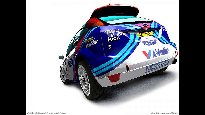 Colin McRae Rally 2.0 wallpaper or background