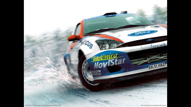 Colin McRae Rally 3 wallpaper or background