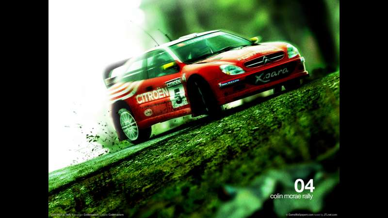 Colin McRae Rally 4 wallpaper or background 03