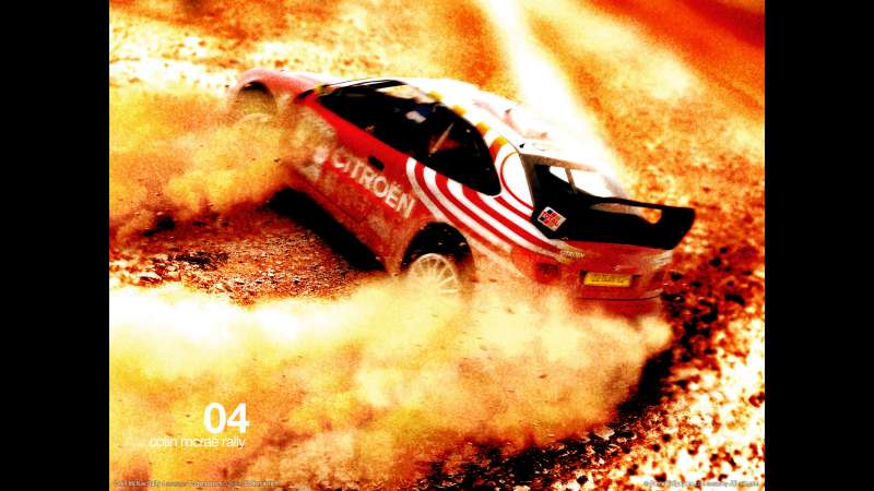 Colin McRae Rally 4 wallpaper or background 04