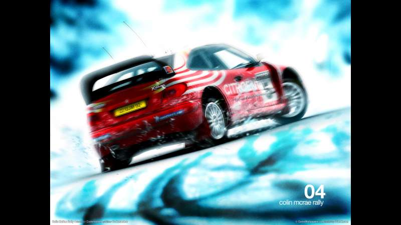 Colin McRae Rally 4 wallpaper or background 05