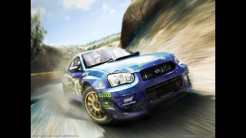 Colin McRae Rally 5 wallpaper or background 02